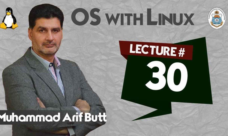 Lec030 Booting Process (Arif Butt @ PUCIT) - Arif Butt